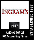 2013 Ingram's Top 25 Accounting Firms